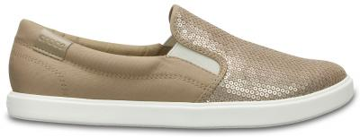 CROCS CITILANE SEQUIN SLIP-ON W 204285