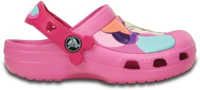 Crocs Minnie Mouse Colorblock Clog