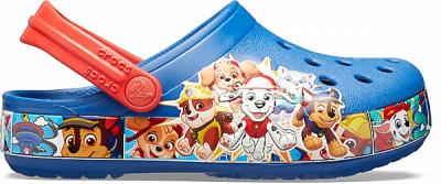 CrocsFL Paw Patrol Band Clog Kids