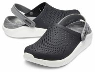LiteRide™ Clog black/smoke