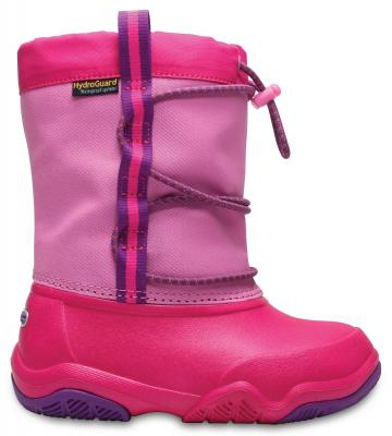 CROCS SWIFTWATER WATERPROOF BOOT K 204657