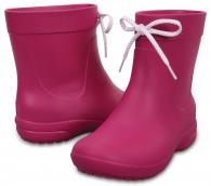 W Freesail Shorty Rain Boot berry