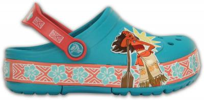 Kids Crocs Lights Disney Moana