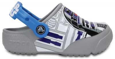 CROCS FUNLAB LIGHTS R2D2 204135