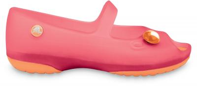 CROCS CARLIE FLAT GIRLS 11233