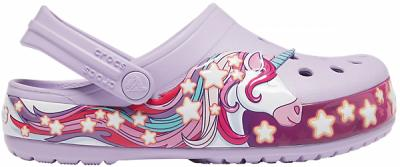 Crocs Fun Lab Unicorn Band Clog Kids